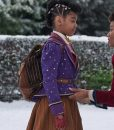 Jingle Jangle a Christmas Journey Madalen Mills Purple Jacket