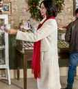 Joan Meet Me at Christmas Coat