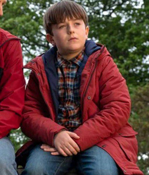 Joe Hughes The A Word Season 03 Max Vento Jacket