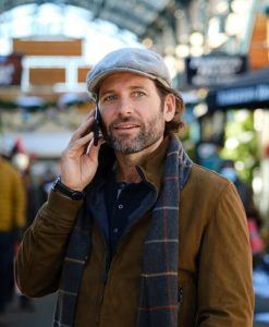 Deliver by Christmas Eion Bailey BomberJacket