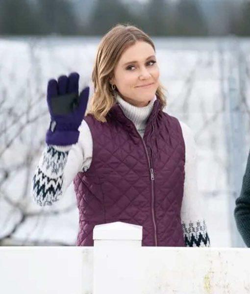 Julianna Guill Christmas on the Vine Vest