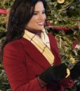 Christmas With the Darlings Red Coat