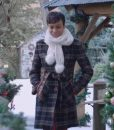 Christmas in Vienna Tina von Carlowitz Trench Coat