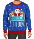 Let it Snow Sweater