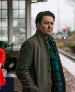 Lost at Christmas Kenny Boyle Mid-length Coat