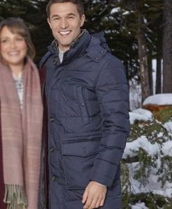 Jack Turner Love in Winterland Tanner Dillon Hooded Coat