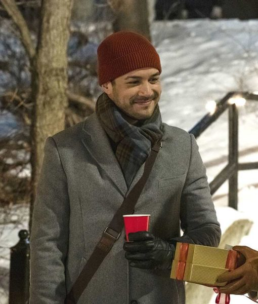 Marco Grazzini Christmas Unwrapped Erik Gallagher Grey Coat