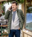 Beau Meet Me at Christmas Mark Deklin Puffer Jacket