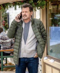 Beau Meet Me at Christmas Mark Deklin Puffer Jacket
