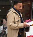 Michael Xavier Christmas on Wheels Coat