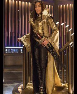 Star Trek Discovery Michelle Yeoh Coat