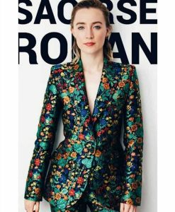 No Small Parts S06 Saoirse Ronan Blazer