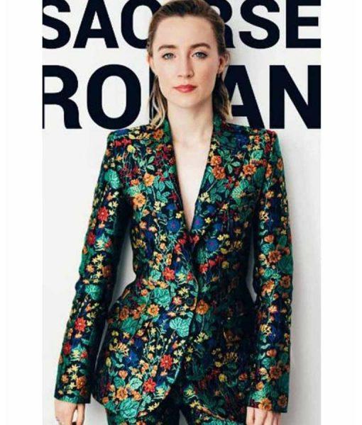 No Small Parts S06 Saoirse Ronan Blazer
