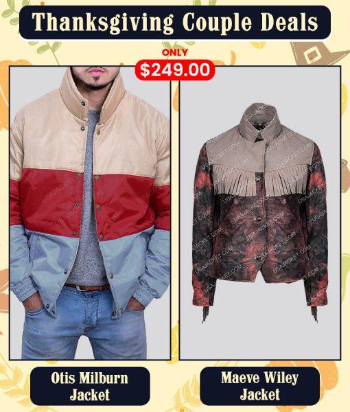 Otis Milburn Maeve Wiley Jacket