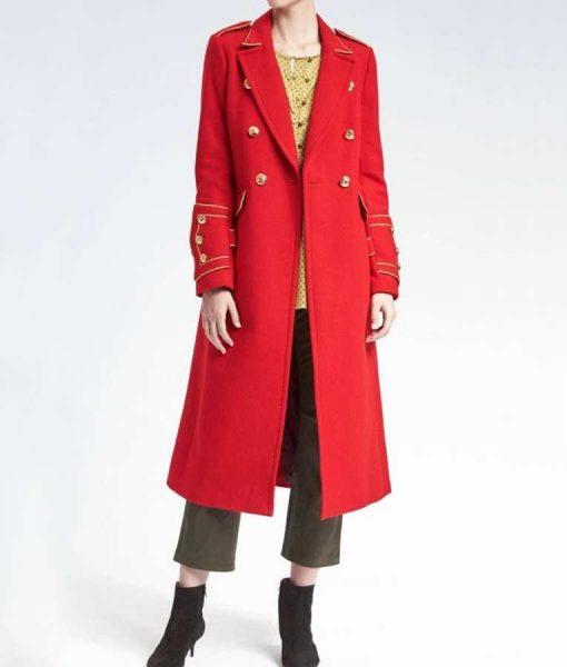 Riverdale SO5 Nathalie Boltt Coat