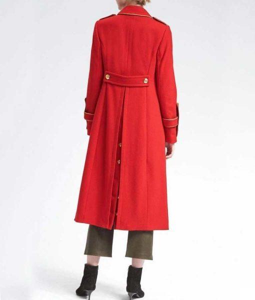 Penelope Blossom Riverdale SO5 Nathalie Boltt Coat