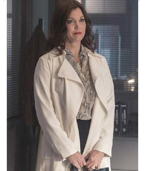 Prodigal Son Bellamy Young Coat