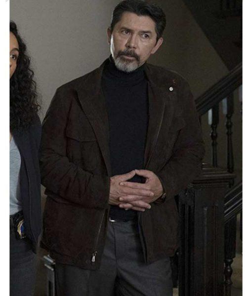 Prodigal Son Gil Arroyo Leather Jacket
