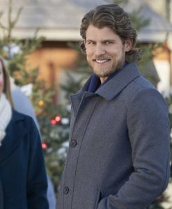 Project Christmas Wish Travis Van Winkle Coat