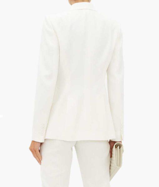 Queen of the South Alice Braga White Blazer