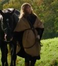 Wild Mountain Thyme Rosemary Emily Blunt Hooded Poncho