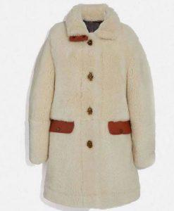 Selena The Series Jennifer Lopez Fur Coat