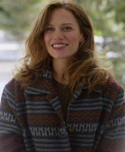 Bethany Joy Lenz Snowed-Inn Christmas Sweater