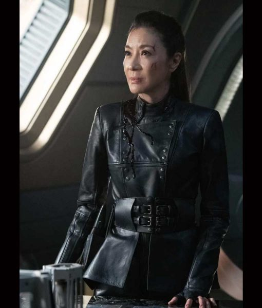 Star Trek Discovery S03 Michelle Yeoh Jacket
