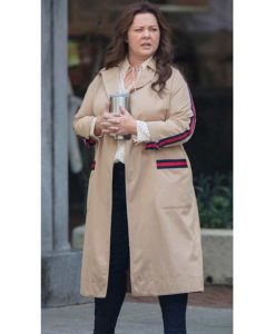 Superintelligence Melissa McCarthy Cotton Coat
