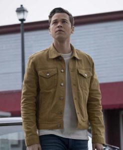 Jack Supernatural Season 15 Alexander Calvert Jacket