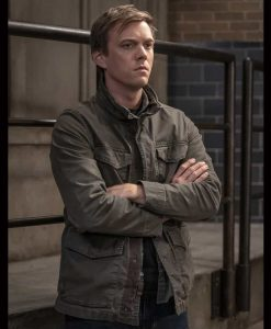 Michael Supernatural Season 15 Jake Abel Cotton Jacket
