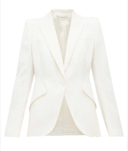 Queen of the South Teresa Mendoza White Blazer