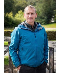 The A Word Christopher Eccleston Jacket With Hood