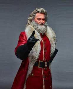 The Christmas Chronicles Kurt Russell Costume