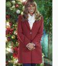 The Christmas Doctor Dr. Zoey Woolen Coat