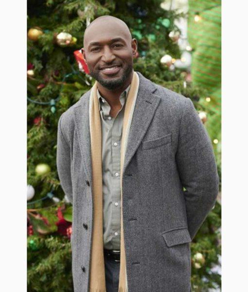 The Christmas Doctor Luke Mid-length Coat
