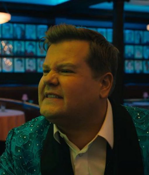The Prom Blue Barry Glickman Blazer