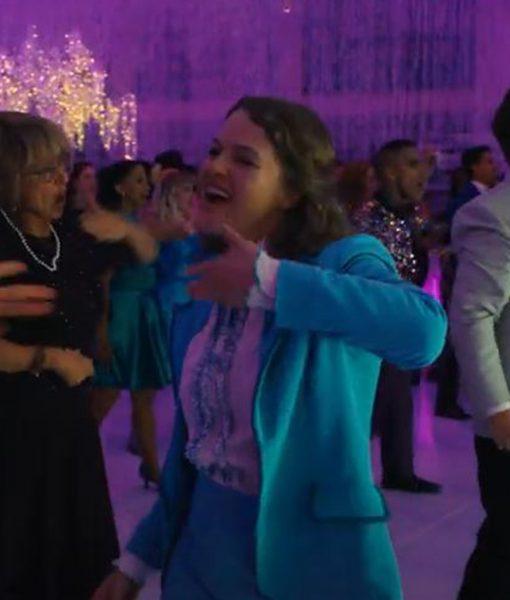 The Prom Emma Nolan Cotton Blazer
