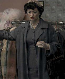 The Queen's Gambit Alma Wheatley Coat