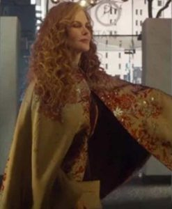 The Undoing Nicole Kidman Cape Coat