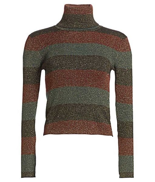 The Undoing Grace Fraser Stripe Sweater