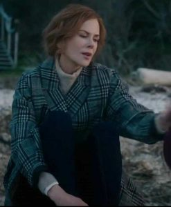 Grace Fraser The Undoing Nicole Kidman Checked Coat