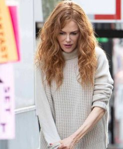 Grace Fraser The Undoing Nicole Kidman White Sweater
