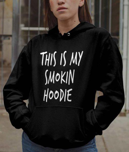 This Is My Smoking Hoodie