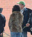 Under The Skin Scarlett Johansson Faux Fur Jacket