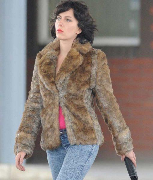 Under The Skin Scarlett Johansson Jacket