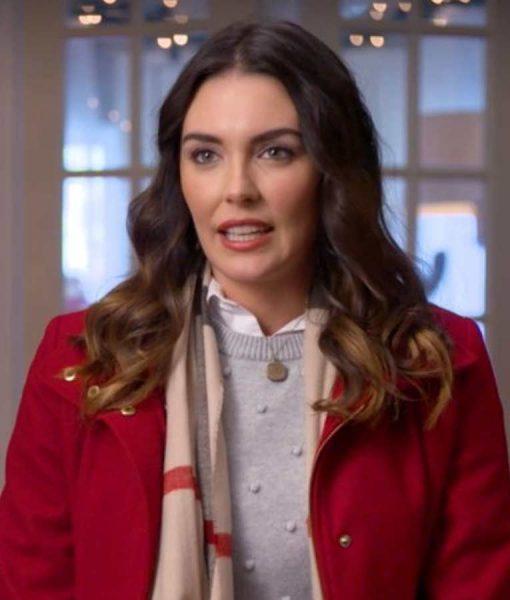 Unlocking Christmas Kate Coat
