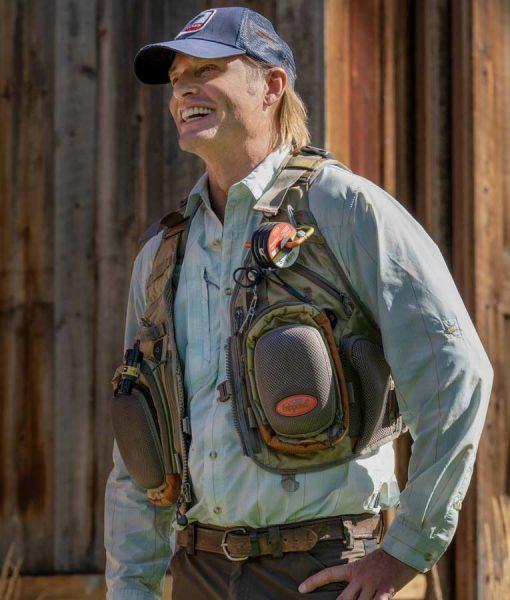 Yellowstone Biker Brawl Vest