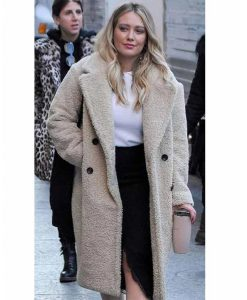 Younger Kelsey Peters S0 7 Sherpa Coat