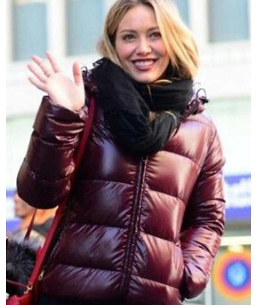Younger S07 Kelsey Peters Puffer Jacket With Hood